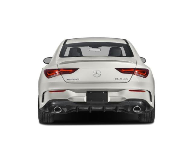 2021 Mercedes-Benz CLA Base Price AMG CLA 35 4MATIC Coupe Pricing rear view