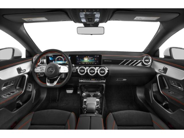 2021 Mercedes-Benz CLA Base Price AMG CLA 35 4MATIC Coupe Pricing full dashboard