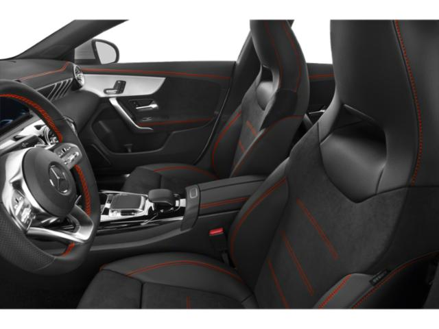 2021 Mercedes-Benz CLA Base Price AMG CLA 35 4MATIC Coupe Pricing front seat interior