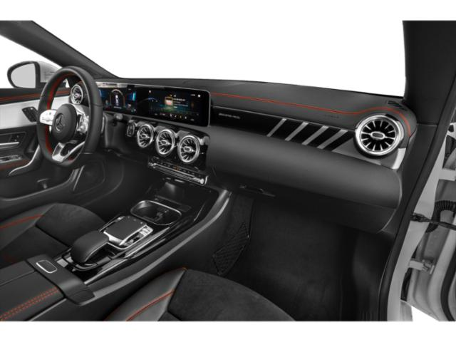 2021 Mercedes-Benz CLA Base Price AMG CLA 35 4MATIC Coupe Pricing passenger's dashboard