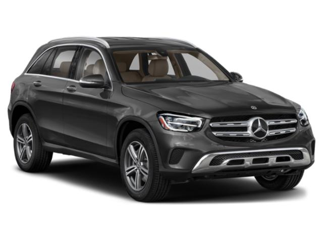 2021 Mercedes-Benz GLC Base Price GLC 300 4MATIC SUV Pricing side front view