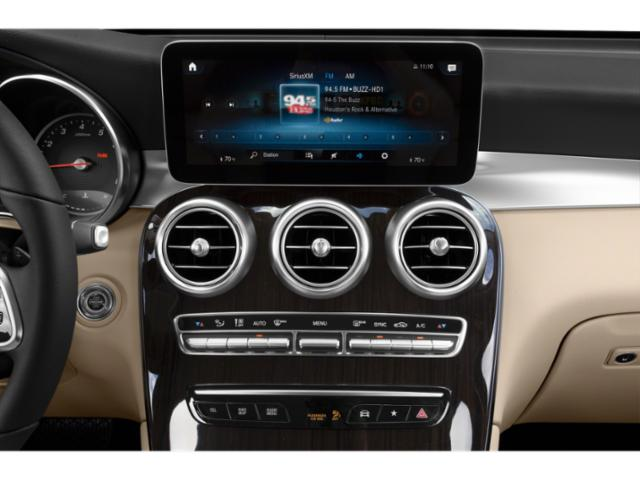 2021 Mercedes-Benz GLC Base Price GLC 300 4MATIC SUV Pricing stereo system