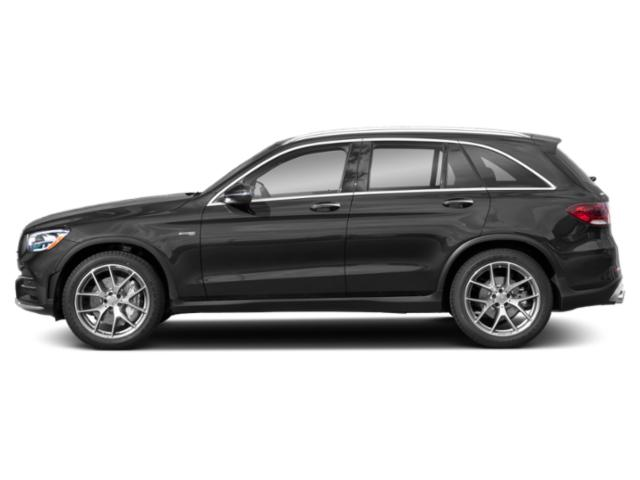 2021 Mercedes-Benz GLC Base Price AMG GLC 43 4MATIC SUV Pricing side view