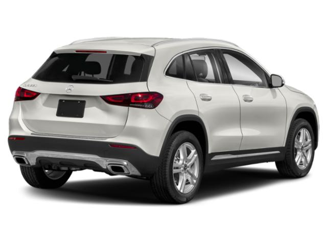 2021 Mercedes-Benz GLA Base Price GLA 250 SUV Pricing side rear view