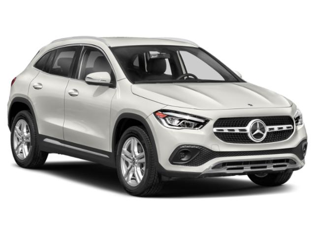 2021 Mercedes-Benz GLA Base Price GLA 250 SUV Pricing side front view