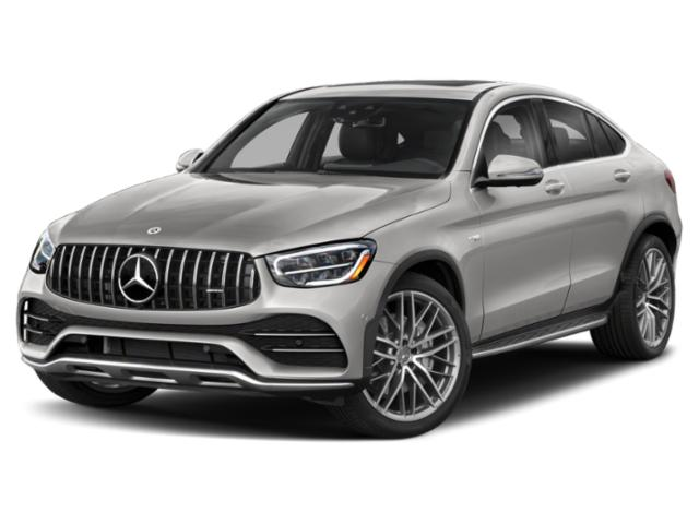 2021 Mercedes-Benz GLC Base Price AMG GLC 43 4MATIC Coupe Pricing