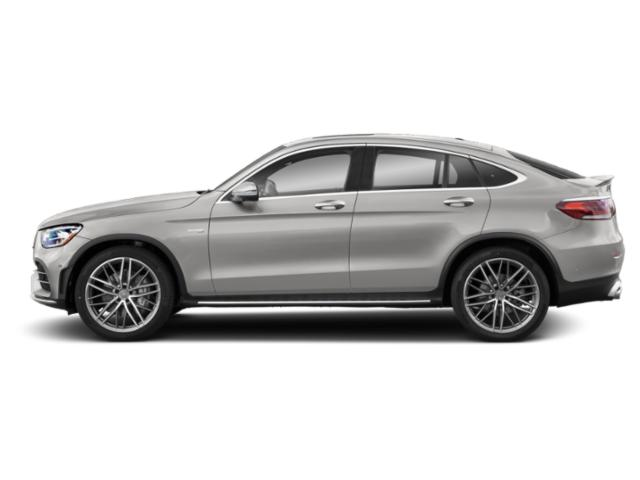 2021 Mercedes-Benz GLC Base Price AMG GLC 43 4MATIC Coupe Pricing side view