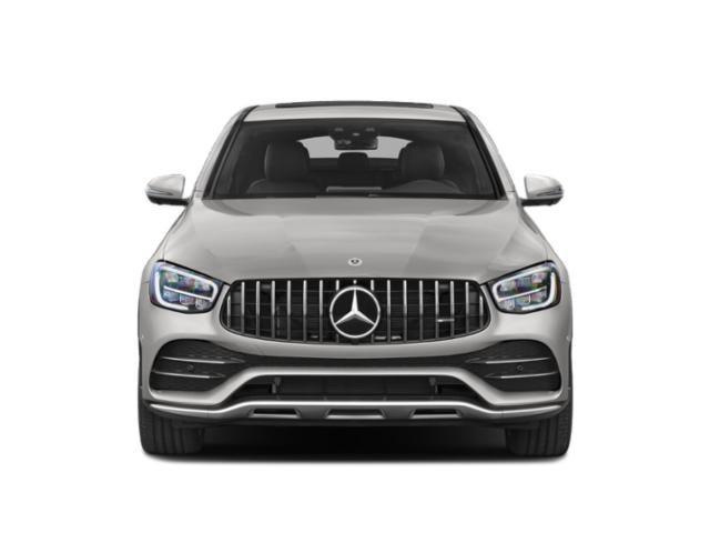 2021 Mercedes-Benz GLC Base Price AMG GLC 43 4MATIC Coupe Pricing front view