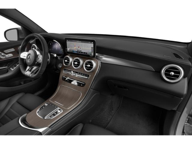 2021 Mercedes-Benz GLC Base Price AMG GLC 43 4MATIC Coupe Pricing passenger's dashboard