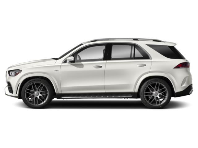 2021 Mercedes-Benz GLE Base Price AMG GLE 53 4MATIC SUV Pricing side view