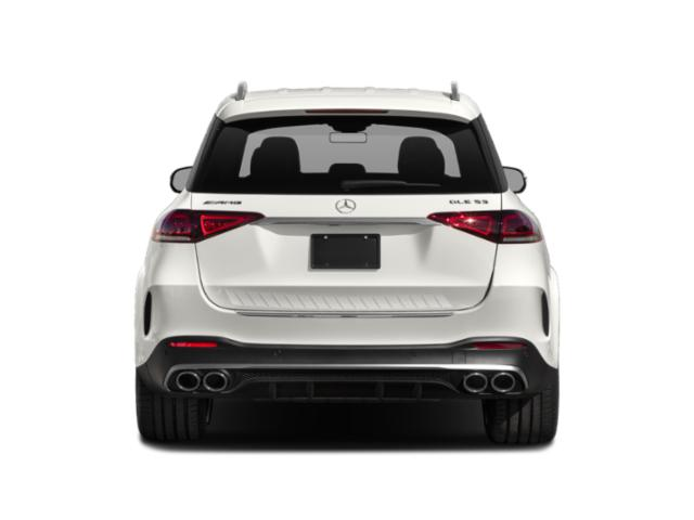 2021 Mercedes-Benz GLE Base Price AMG GLE 53 4MATIC SUV Pricing rear view