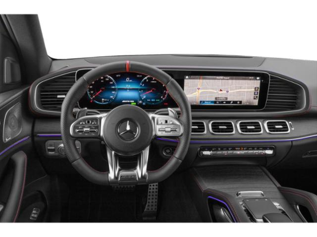 2021 Mercedes-Benz GLE Base Price AMG GLE 53 4MATIC SUV Pricing driver's dashboard