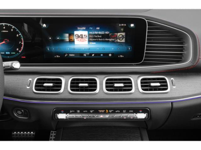 2021 Mercedes-Benz GLE Base Price AMG GLE 53 4MATIC SUV Pricing stereo system