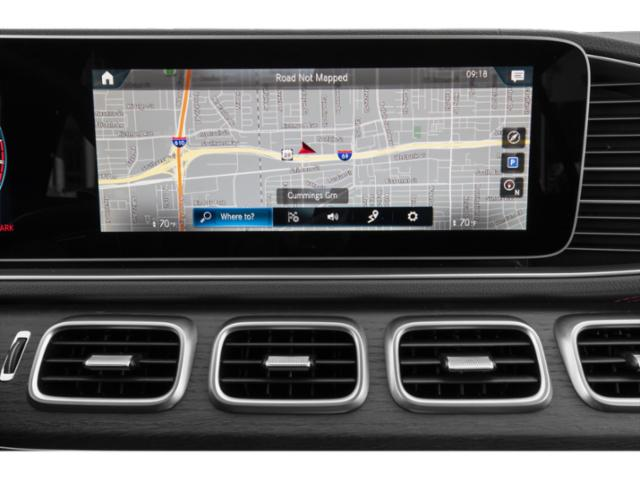2021 Mercedes-Benz GLE Base Price AMG GLE 53 4MATIC SUV Pricing navigation system