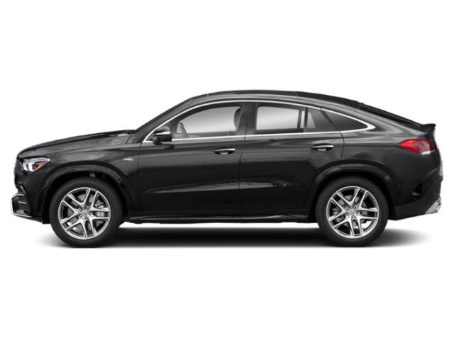 2021 Mercedes-Benz GLE Base Price AMG GLE 53 4MATIC Coupe Pricing side view