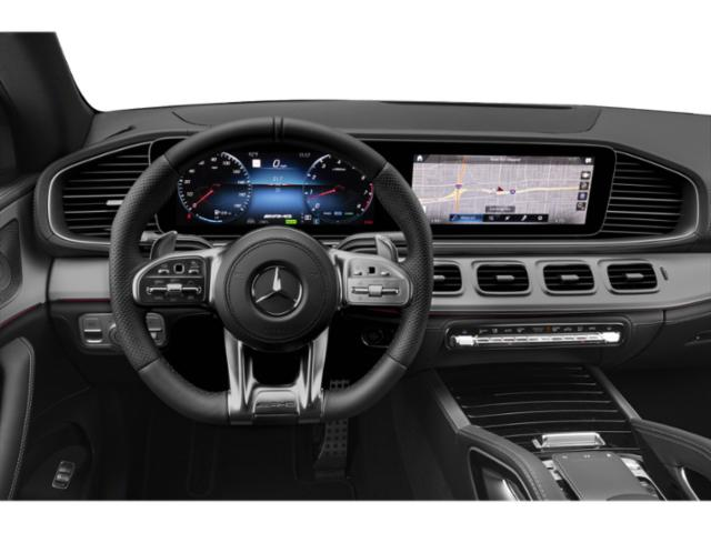 2021 Mercedes-Benz GLE Base Price AMG GLE 53 4MATIC Coupe Pricing driver's dashboard