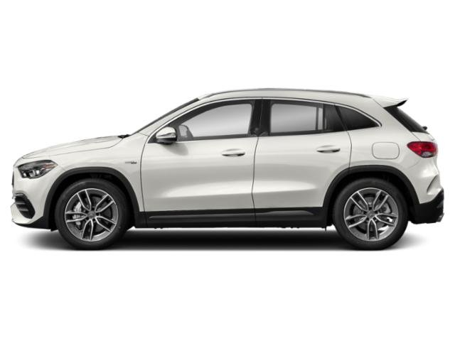 2021 Mercedes-Benz GLA Base Price AMG GLA 35 4MATIC SUV Pricing side view