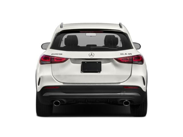 2021 Mercedes-Benz GLA Base Price AMG GLA 35 4MATIC SUV Pricing rear view