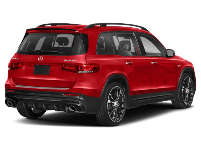 2021 Mercedes-Benz GLB Base Price AMG GLB 35 4MATIC SUV Pricing side rear view