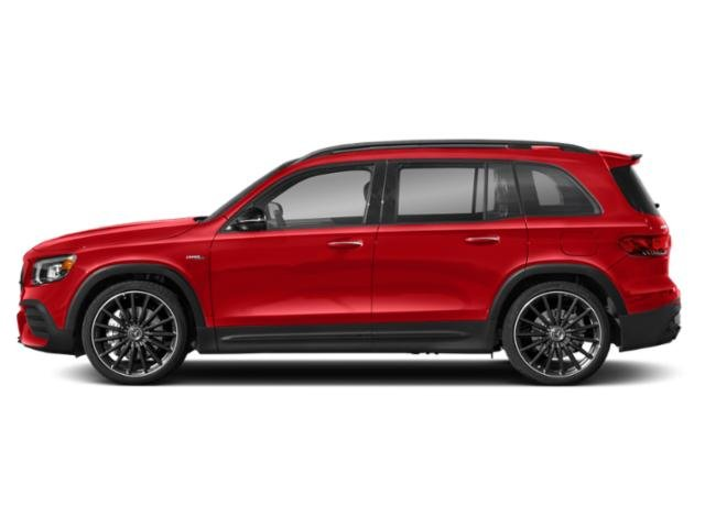2021 Mercedes-Benz GLB Base Price AMG GLB 35 4MATIC SUV Pricing side view