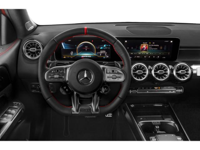 2021 Mercedes-Benz GLB Base Price AMG GLB 35 4MATIC SUV Pricing driver's dashboard
