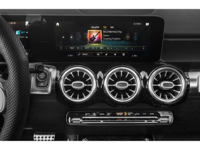 2021 Mercedes-Benz GLB Base Price AMG GLB 35 4MATIC SUV Pricing stereo system