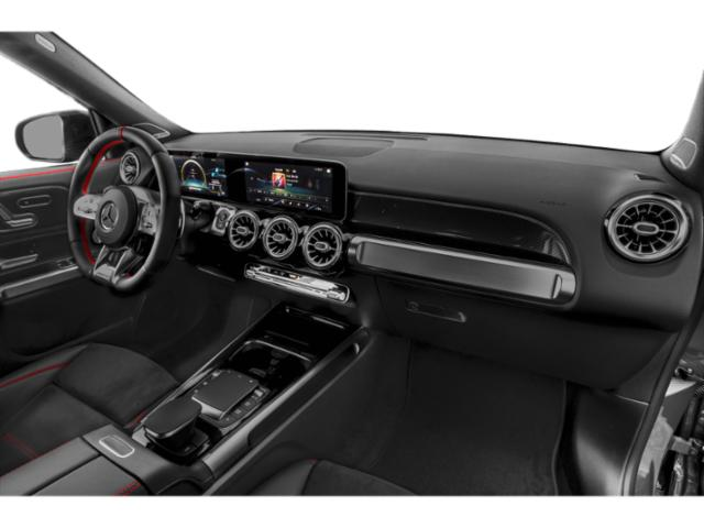 2021 Mercedes-Benz GLB Base Price AMG GLB 35 4MATIC SUV Pricing passenger's dashboard