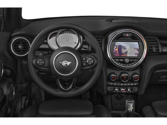2021 MINI Convertible Pictures Convertible Cooper FWD photos driver's dashboard