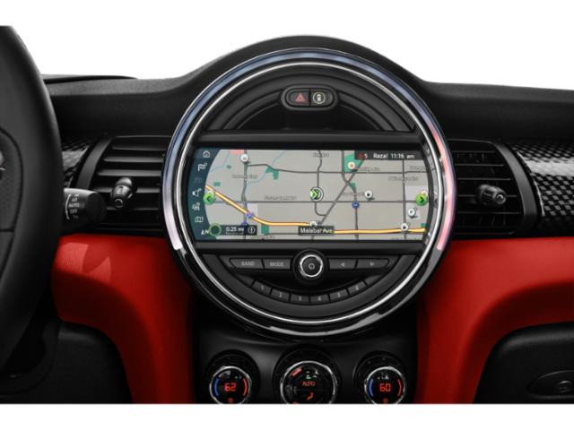 2021 MINI Convertible Pictures Convertible Cooper FWD photos navigation system