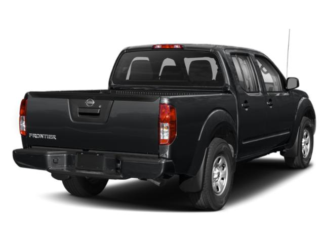 2021 Nissan Frontier Base Price Crew Cab 4x2 S Auto Pricing side rear view