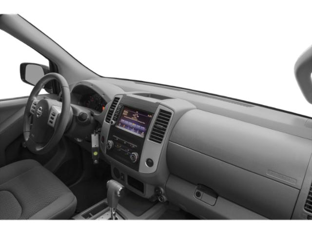 2021 Nissan Frontier Base Price King Cab 4x2 S Auto Pricing passenger's dashboard