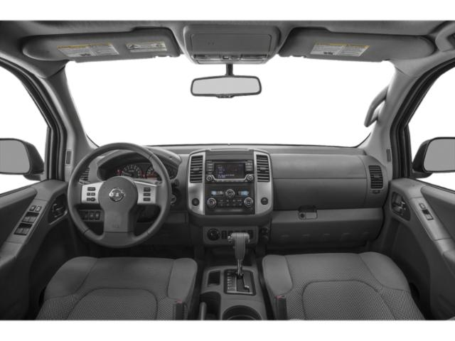 2021 Nissan Frontier Base Price Crew Cab 4x2 S Auto Pricing full dashboard