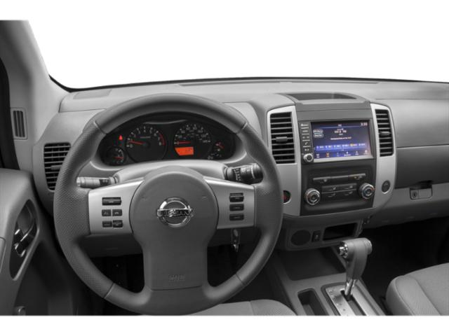 2021 Nissan Frontier Base Price King Cab 4x2 S Auto Pricing driver's dashboard