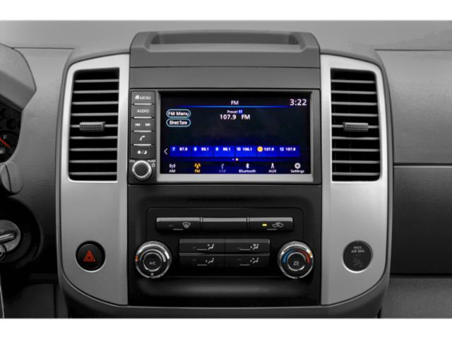2021 Nissan Frontier Base Price King Cab 4x2 S Auto Pricing stereo system