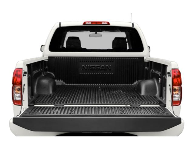 2021 Nissan Frontier Base Price Crew Cab 4x2 S Auto Pricing open trunk