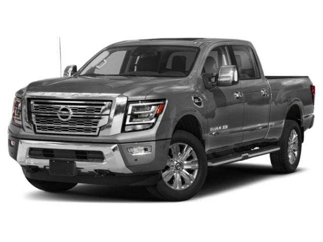 2021 Nissan Titan XD Base Price 4x4 Crew Cab PRO-4X Pricing