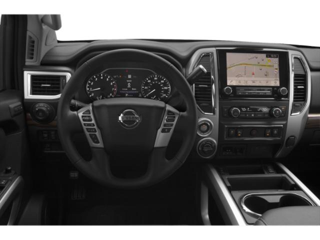 2021 Nissan Titan XD Base Price 4x4 Crew Cab PRO-4X Pricing driver's dashboard