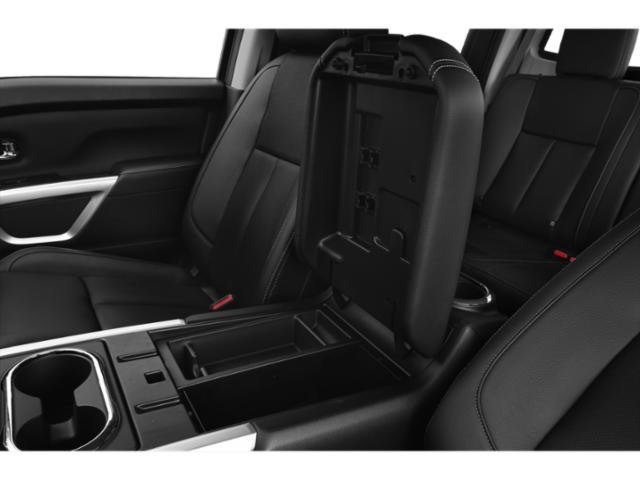 2021 Nissan Titan XD Base Price 4x4 Crew Cab PRO-4X Pricing center storage console