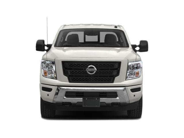2021 Nissan Titan XD Base Price 4x4 Crew Cab PRO-4X Pricing front view