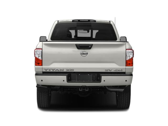 2021 Nissan Titan XD Base Price 4x4 Crew Cab PRO-4X Pricing rear view