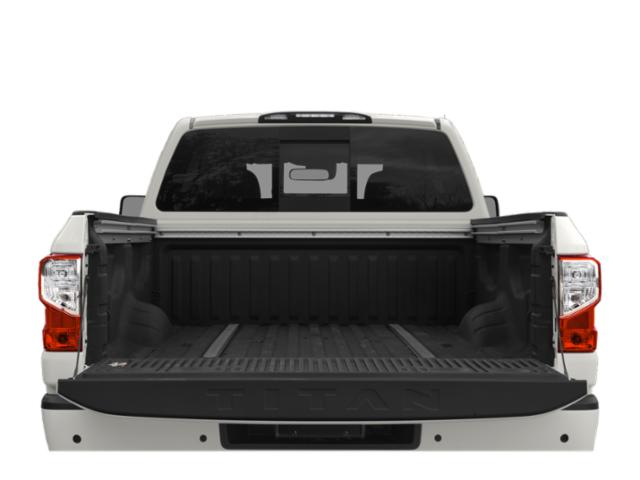 2021 Nissan Titan XD Base Price 4x4 Crew Cab PRO-4X Pricing open trunk