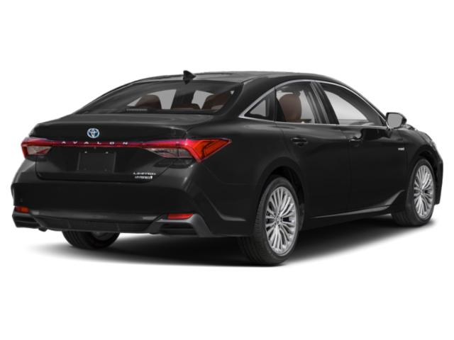 2021 Toyota Avalon Base Price Hybrid Limited FWD Pricing side rear view