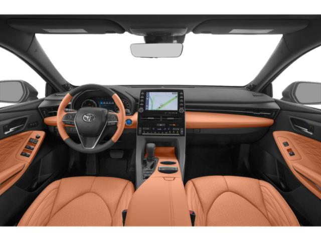 2021 Toyota Avalon Base Price Hybrid Limited FWD Pricing full dashboard
