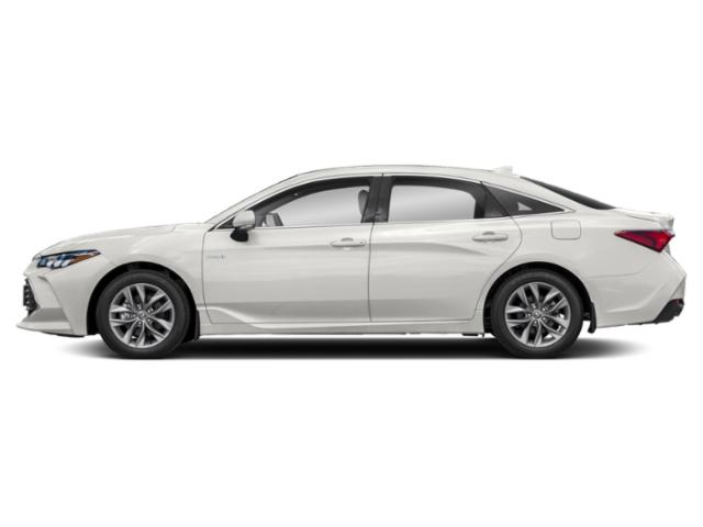 2021 Toyota Avalon Base Price Hybrid Limited FWD Pricing side view