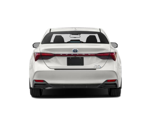 2021 Toyota Avalon Base Price Hybrid Limited FWD Pricing rear view