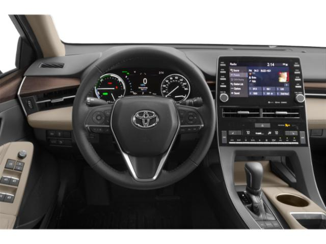 2021 Toyota Avalon Base Price Hybrid Limited FWD Pricing driver's dashboard