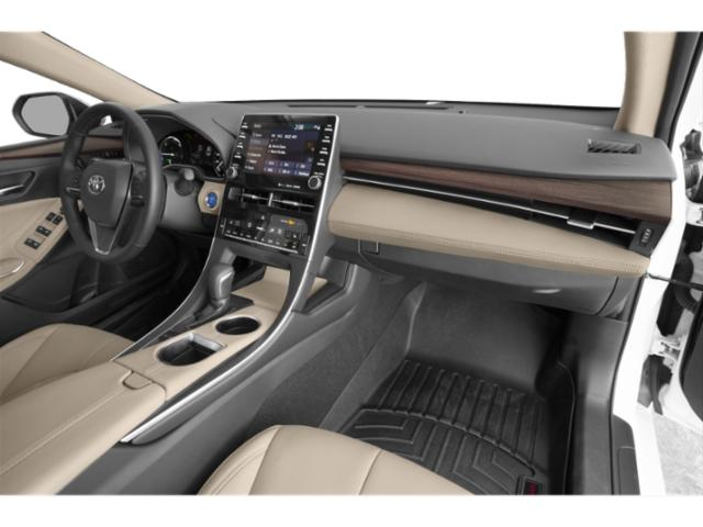 2021 Toyota Avalon Base Price Hybrid Limited FWD Pricing passenger's dashboard