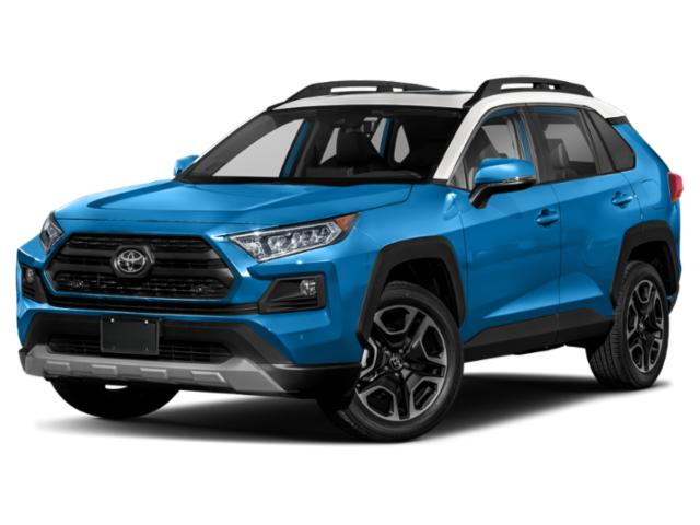 2021 Toyota RAV4 Base Price Adventure AWD Pricing