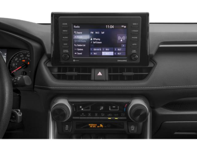 2021 Toyota RAV4 Base Price Adventure AWD Pricing stereo system