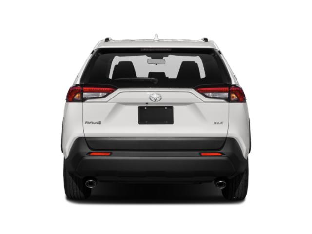 2021 Toyota RAV4 Base Price Adventure AWD Pricing rear view